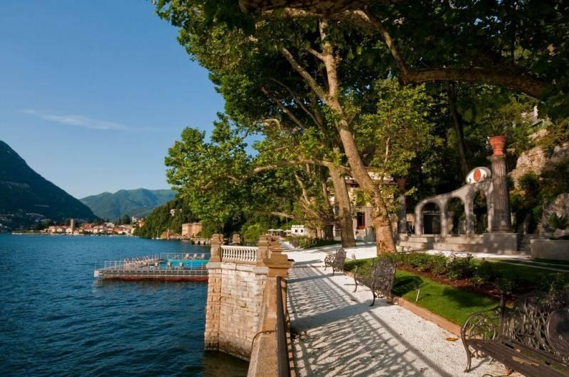 Casta diva resort spa italian allure travel - Costa diva resort ...
