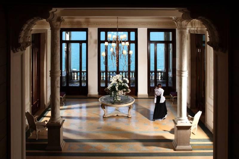Casta diva resort spa italian allure travel - Casta diva parrucchieri ...