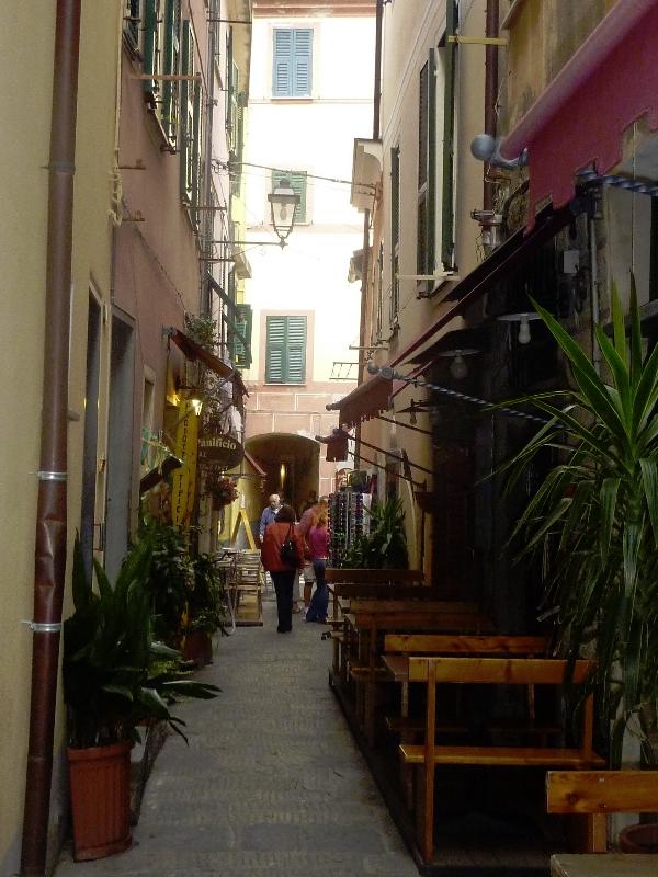 Villa Rentals In Cinque Terre Italy