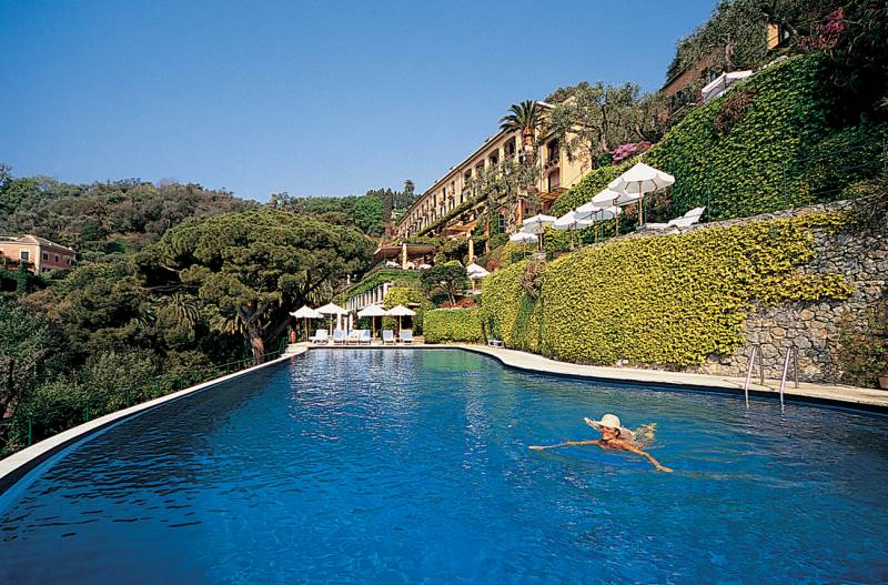 Belmond hotel splendido italian allure travel for 5 star hotels in florence with swimming pool