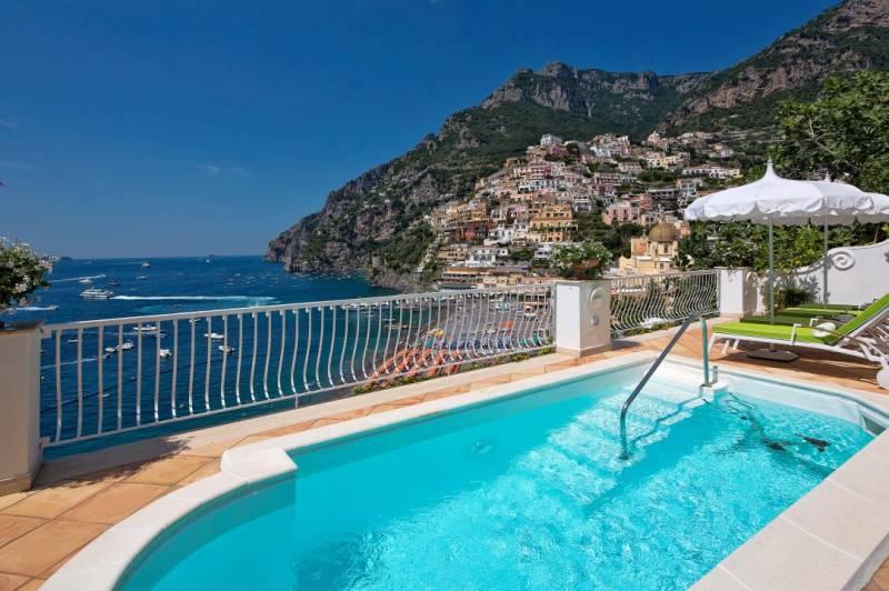 Luxury Suites Or Exclusive Villa Rental Positano