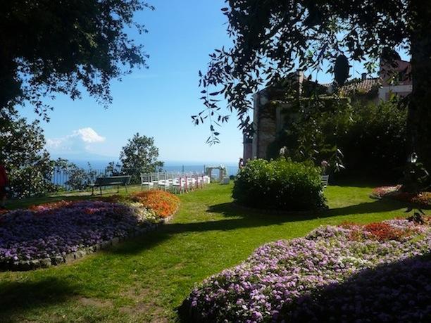 Ravello Garden Belvedere Principessa Di Piemonte
