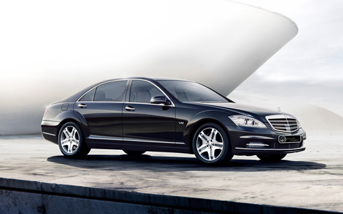 Luxury private Car Transfers Mercedes-S-Class