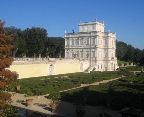 Villa Pamphilli Rome