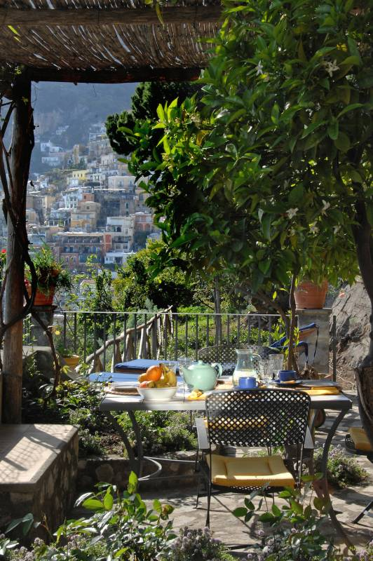 Casa torre positano italian allure travel for Casa positano