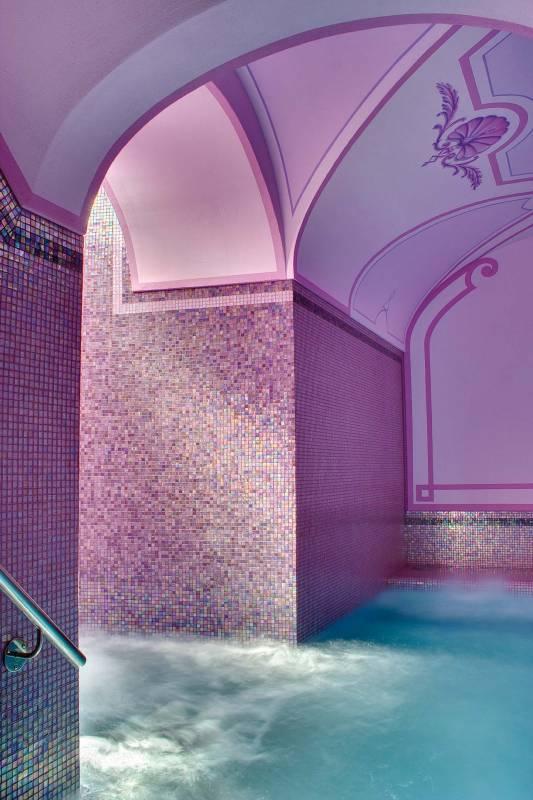 The Emotional Pool at Villa Ferida - Praiano