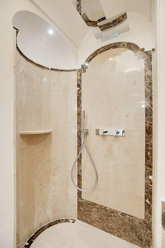 Villa Ferida - Praiano (Amber Suite bathroom)