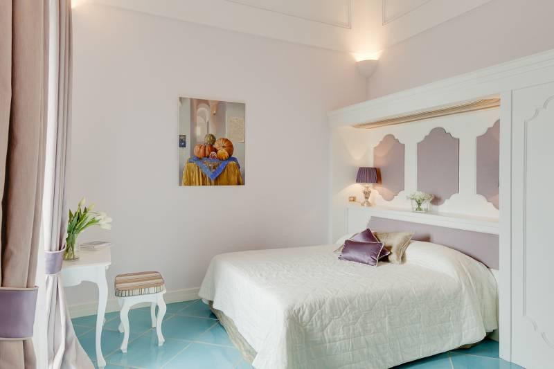 Villa Ferida - Praiano (bedroom)