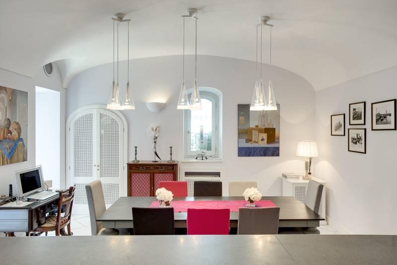 Villa Ferida - Praiano (dining)