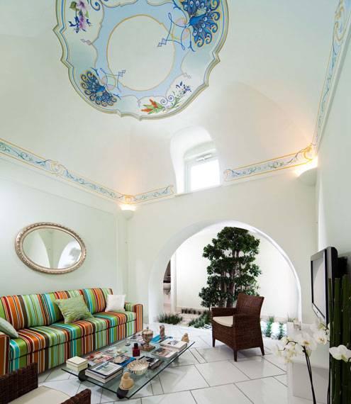 Villa Ferida - Praiano (interiors)