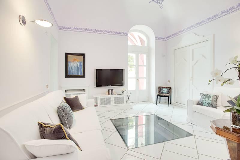 Villa Ferida - Praiano (living)