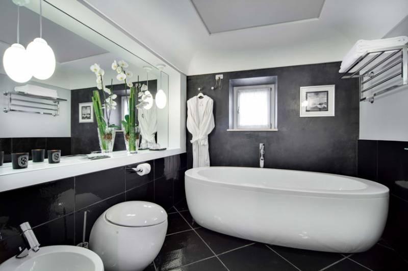Villa Ferida - Praiano (luxury bathroom)