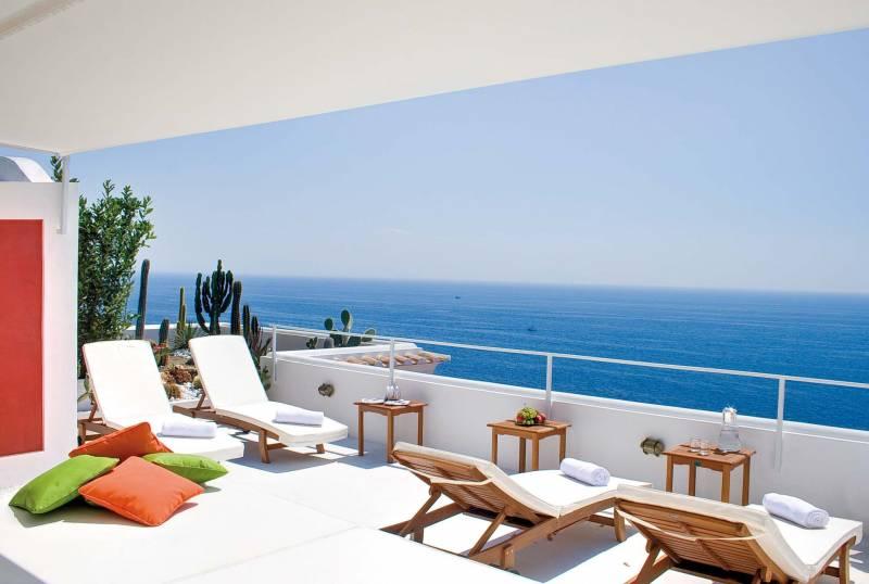 Villa Ferida - Praiano (private relaxation)