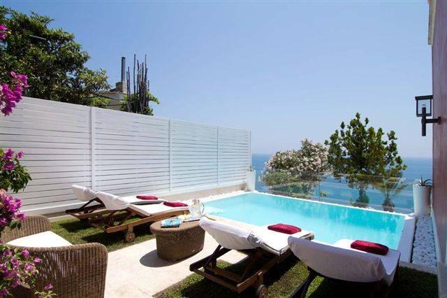 Villa Ferida - Praiano (relaxing area)