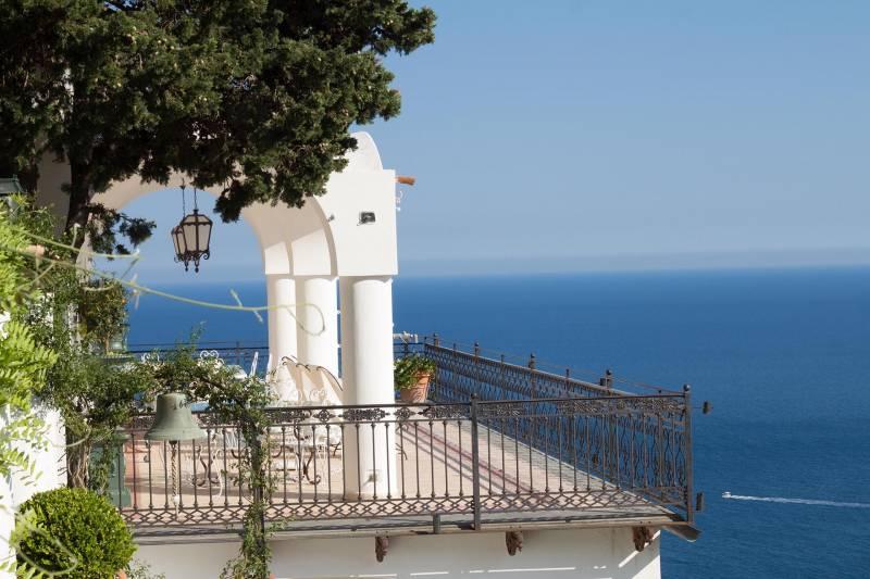 Breathtaking private terrace