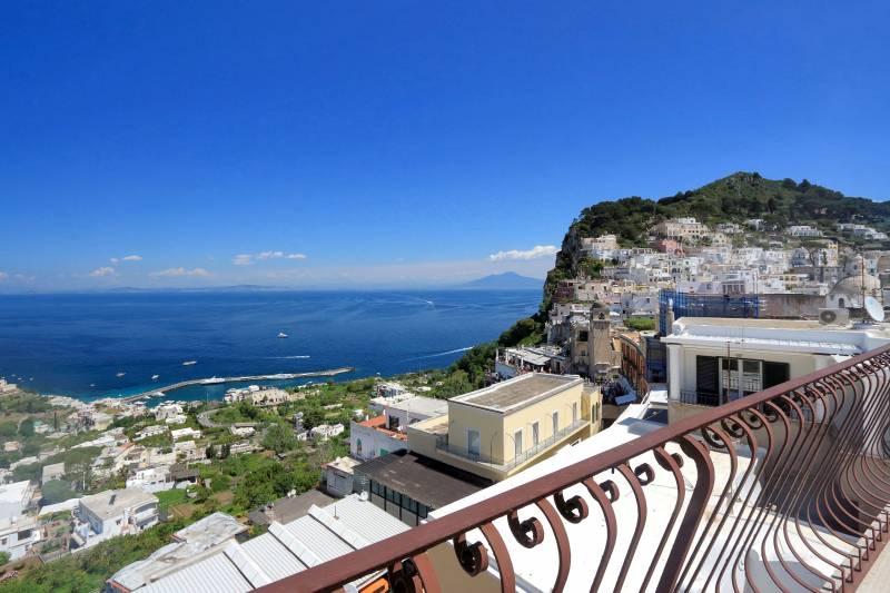Villa L'Oleandro - Capri