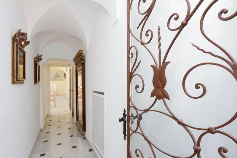 Villa L'Oleandro - Capri corridor