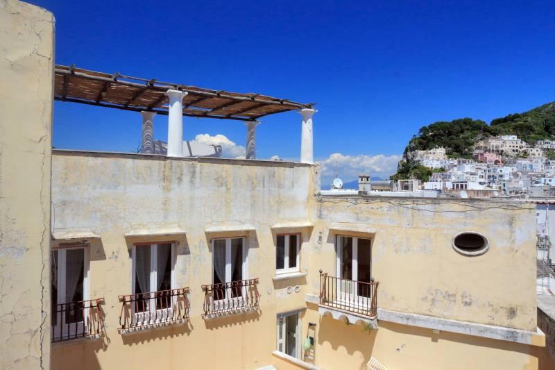 Villa L'Oleandro - Capri exterior