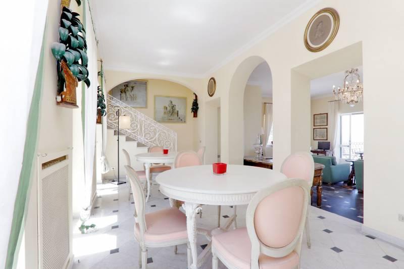 Villa L'Oleandro - Capri - interiors