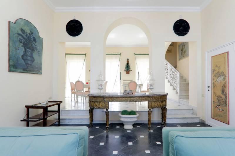 Villa L'Oleandro - Capri traditional living