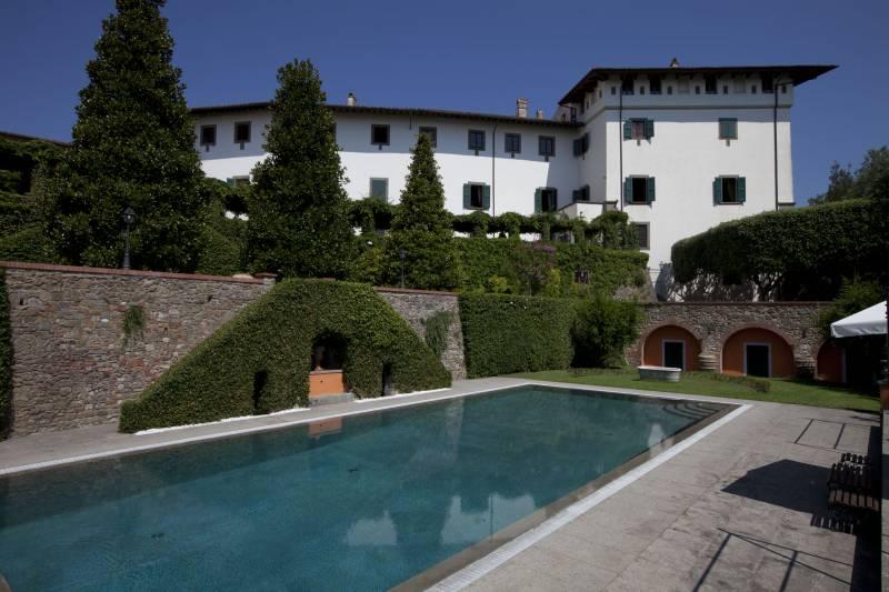 Villa Medicea Tuscany