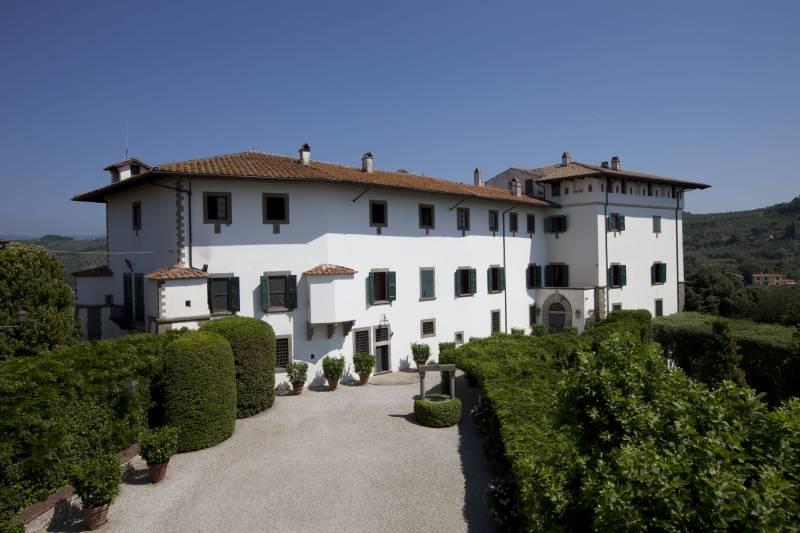Villa Medicea in Tuscany