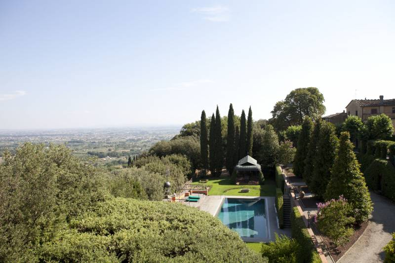 Villa Medicea of Montevettolini