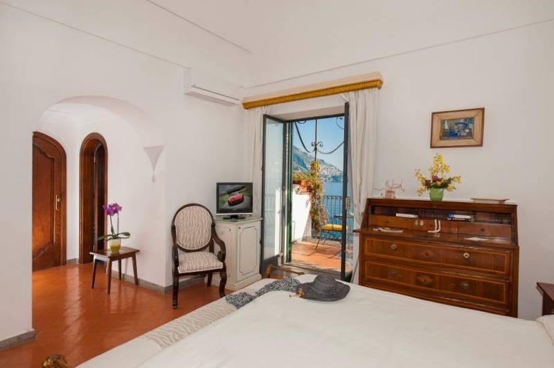 Hotel Miramare Positano - Deluxe Room