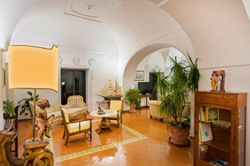 Hotel Miramare Positano - areas to relax