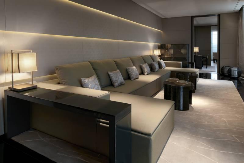 Armani Milano Suite