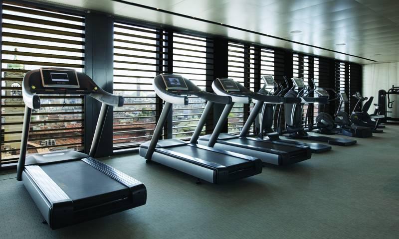 Armani Fitness Centre