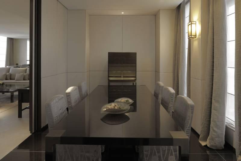 Armani Presidential Suite