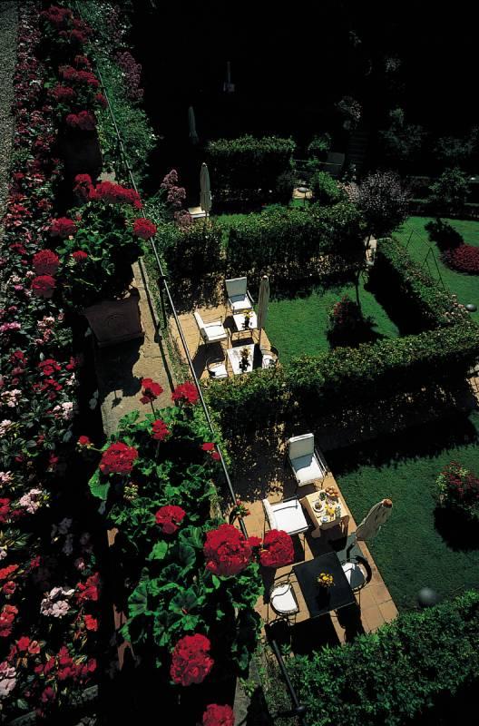 Junior Suites with private terraces