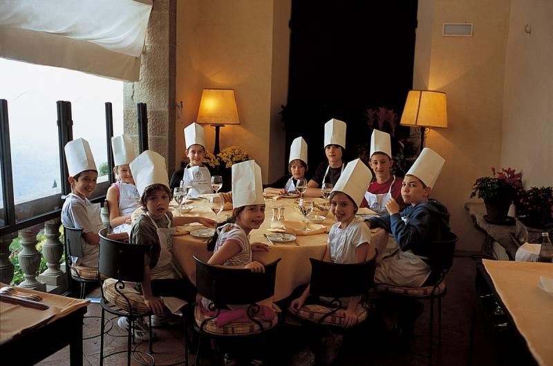 Children Cooking School