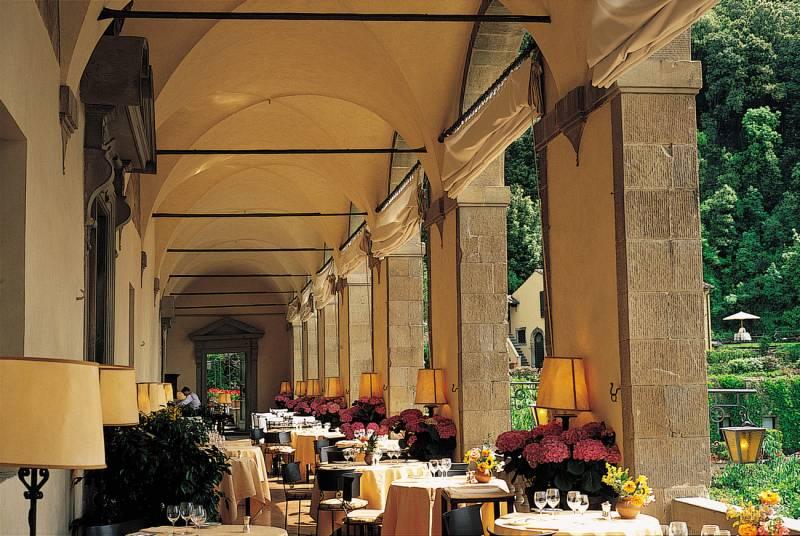 The Loggia restaurant