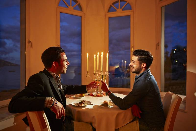 Romantic Dinner at the Tower