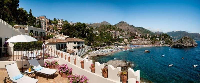 Belmond Villa Sant Andrea Taormina Italian Allure Travel