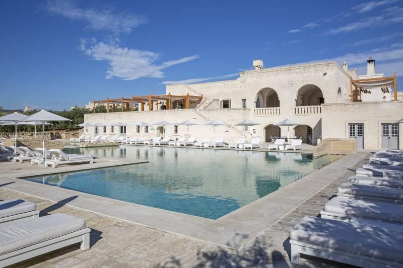 Il Borgo Pool