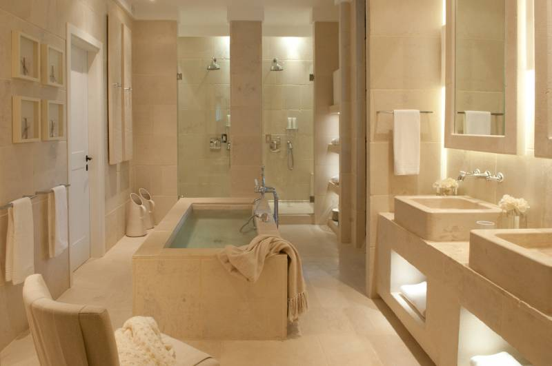 La Egnazia Bathroom