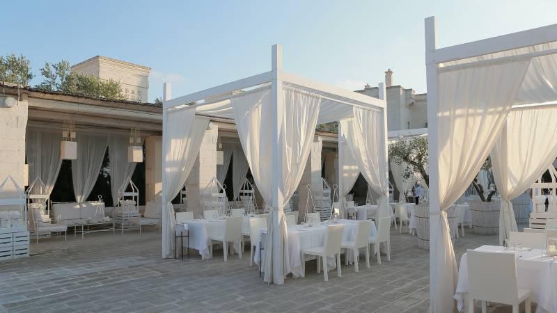 Restaurant - Il Cortile