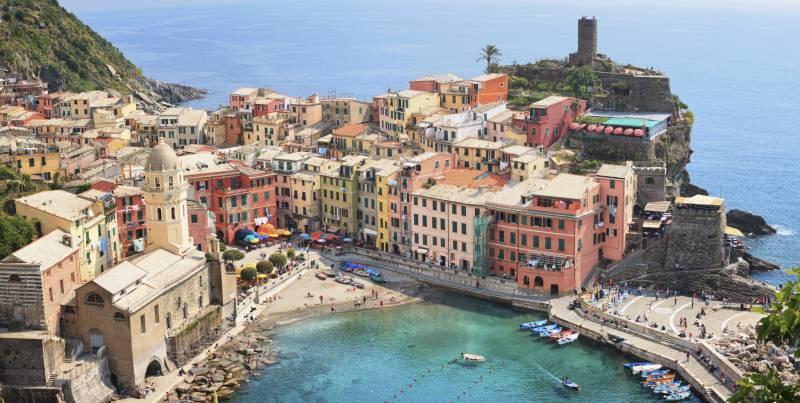 Cinque Terre Italian Allure Travel