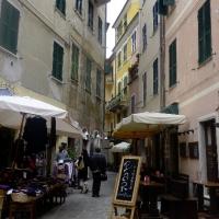 Alfresco dining- Cinque Terre