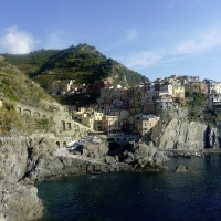 Cinque Terre- Italian Riviera