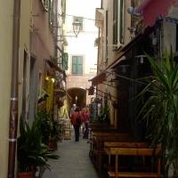 Monterosso streets- Cinque Terre