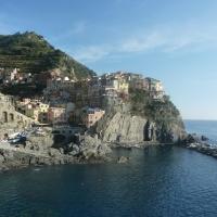 Walk to Vernazza- Cinque Terre