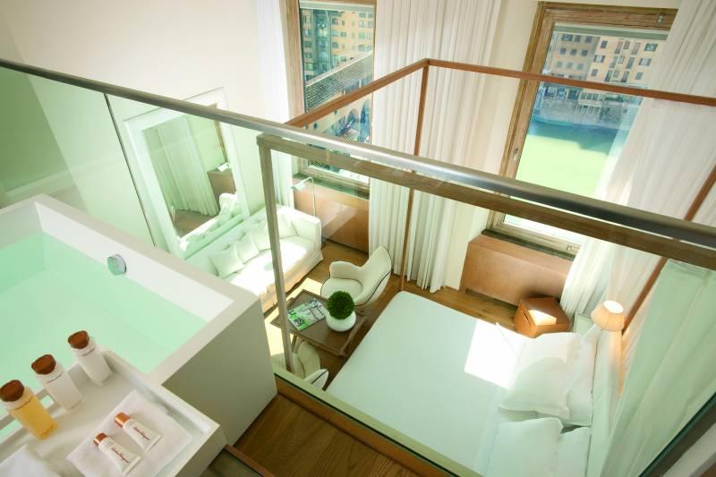 Penthouse Consorti Suite Continentale