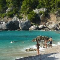 Marina Piccola Capri Italy