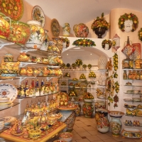 Shopping with Italian Allure Travel for ceramics- Amalfi Coast Italy