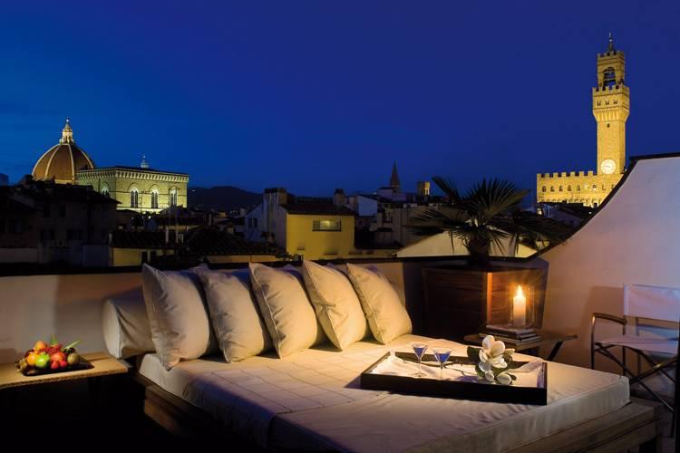 Gallery Hotel Art private terrace