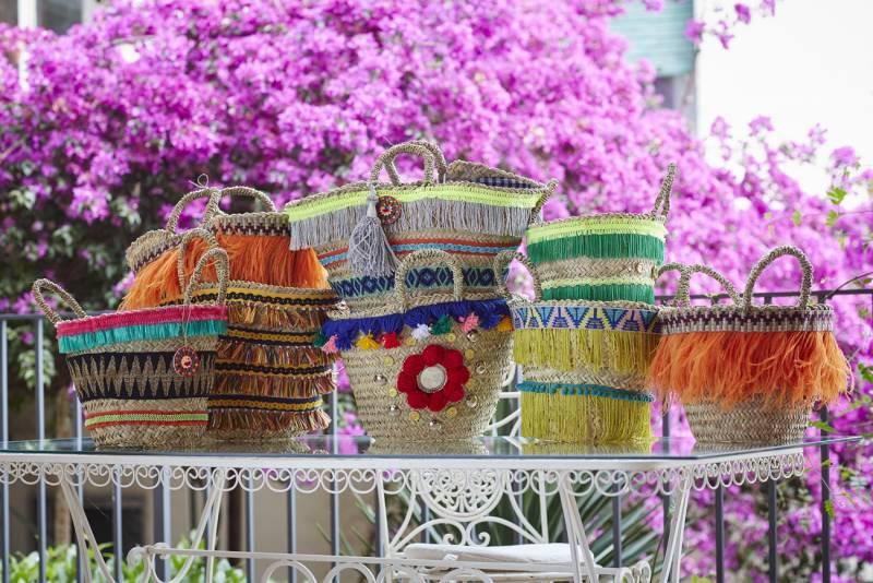 Coffa bags - Sicilian tradition and design